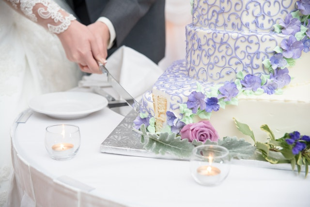 when should you cut the wedding cake when should you the cutting of the cake hermitage 27118